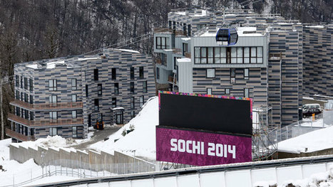 Sochi mayor says there are 'no gay people' living in the city | AP Government: Current Events | Scoop.it