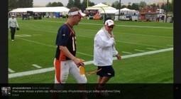 Peyton Manning Broken Legs Car Crash Report is a Hoax | News | Scoop.it