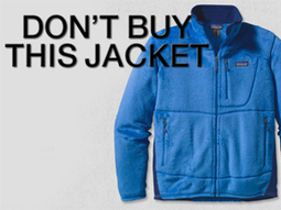 Patagonia's Conscientious Response to Black Friday Consumer Madness | Etvoilà! | Scoop.it