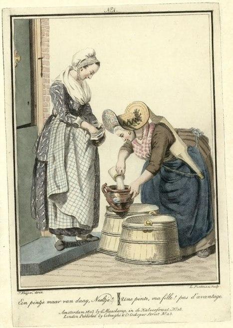BibliOdyssey: Dutch Dress | GenealoNet | Scoop.it