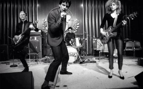 PHOTO: The Cramps performing at Georgetown's University's Hall Of Nations 1979 | SongsSmiths | Scoop.it