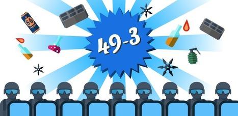 49-3 : un serious game à jouer debout ! - Pop culture - Numerama | SeriousGame.be | Scoop.it