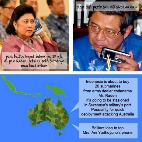 Indonésie – Australie : une crise diplomatique d'ampleur | Indonesie 2014 | Scoop.it