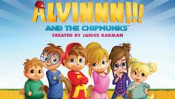 License! Global | MIPCOM: 'Chipmunks' Sold in Brazil | ALVINNN!!! and The Chipmunks | Scoop.it