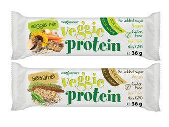 Barres de céréales salées végétariennes | Innovation, tendances & agroalimentaire | Scoop.it