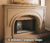 Cast Stone Mantel Santa Barbara | Fireplace Glass Doors | Scoop.it