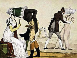 The Regency Era   Social Position of Women in England during 1700s-1800s   Scoop.it