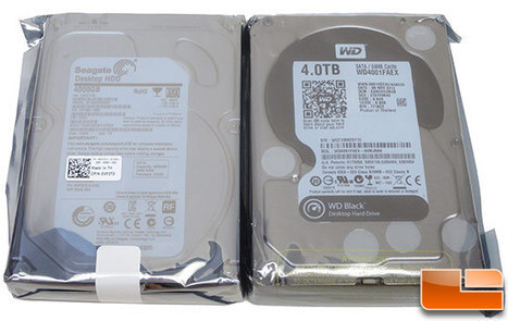 Seagate Desktop HDD.15 4TB vs WD Black 4TB Hard Drive Review - Legit Reviews | Data Recovery | Scoop.it