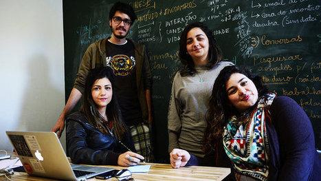 Jovens transformamcrowdlearningna'escola dos sonhos' | ABOUT MOOC | Scoop.it