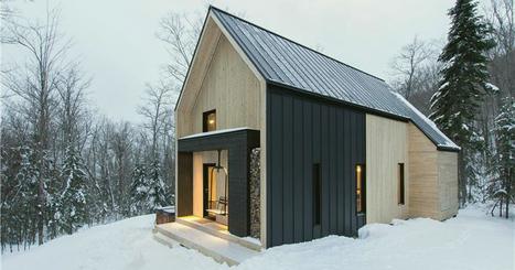 Maison bois moderne : les 3 éléments pour réussir sa conception | Strikto, le blog qui conseille les bâtisseurs pour construire sa maison | Scoop.it