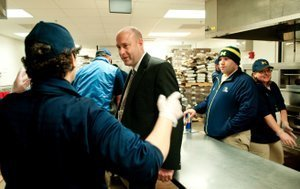 Feeding the Big House: Michigan Stadium's concession manager preps for 112,000 football fans | Sports Management AMU | Scoop.it