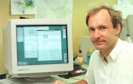 De la frustración de un informático entre físicos de partículas: así nació la Web | Ciencia | Scoop.it