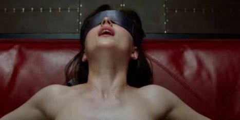 Here's The First Trailer For 'Fifty Shades Of Grey' | See You At The Movies | Scoop.it