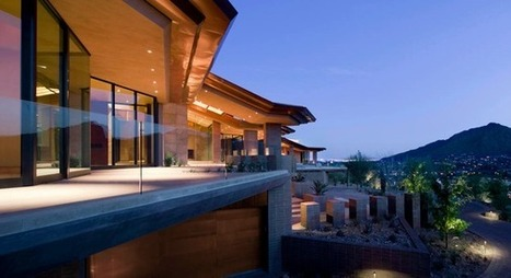 The Copper Sky Residence – an Overwhelming Dream Home with a Splendid View | Residential Architecture and Interior Design | Scoop.it