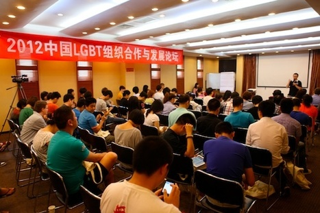 First national LGBT leadership conference held in Beijing | LGBT Times | Scoop.it