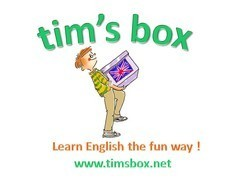 PRIMAIRE - ipad+android- TIMSBOX jeux anglais enfants | Doyer | Scoop.it