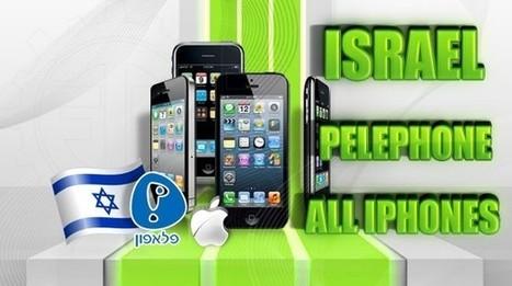 iCentre india Israel Pelephone  - iPhone 3GS,4,4S | iPhone Unlock Service | Scoop.it