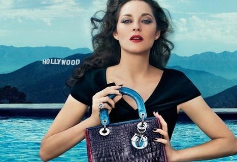 Dior sunar L.A.dy Dior   Fashion Films   Scoop.it