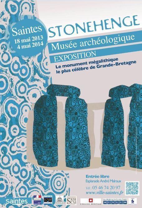 FRANCE : Exposition Stonehenge à Saintes | World Neolithic | Scoop.it