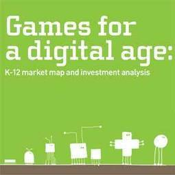 Joan Ganz Cooney Center - Games for a Digital Age: K-12 Market Map and Investment Analysis | Digital Learning, Technology, Education | Scoop.it