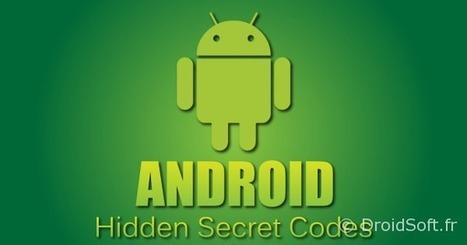 Tous les codes secrets cachés des téléphones Android   Time to Learn   Scoop.it
