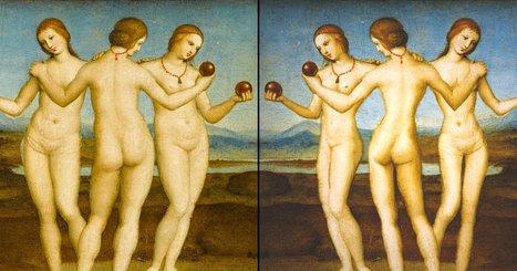 A quoi ressembleraient les peintures de grands maîtres si leurs modèles avaient été les mannequins d'aujourd'hui ?   PSYCHOMOTRICITÉ et TCA   Scoop.it