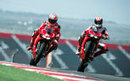 Nicky Hayden and Ben Spies Ride the 2013 Ducati 1199 Panigale R at Circuit of the Americas | increibles motocicletas | Scoop.it