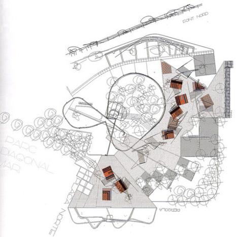Parc Diagonal Mar un ícono urbano contemporáneo de inspiración ... | Arquitectura Española Actual | Scoop.it