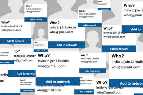 How I Came to Love LinkedIn, Spam and All | All About LinkedIn | Scoop.it