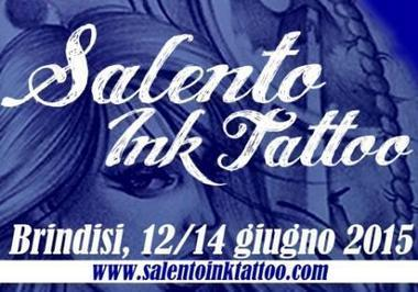 BrindisiSera: A Brindisi l'International Salento Tattoo Ink (dal 12 al 14 giugno 2015). - News di Attualità | Tattoo Tattoo Convention and more | Scoop.it