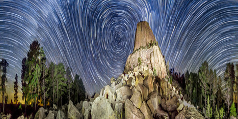 Panoramas Of Stars In Motion Will Leave You Breathless | LCC #STARPOWER in the News | Scoop.it