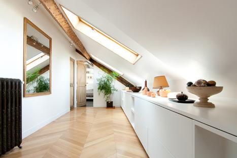 Astuces : Comment optimiser une pièce sous pente ? | Immobilier | Scoop.it