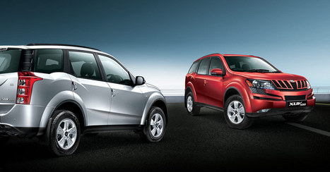 Mahindra Sells over 75,000 XUV500s in 2 Years | Cars in India 2014 | Scoop.it