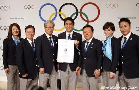 Twitter / Tokyo2020jp: 祝!東京オリンピック・パラリンピック開催決定!! あの感動 ... | オリンピック開催地が東京に決定したけど | Scoop.it