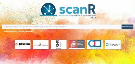 scanR : un moteur de l'open-innovation en France - Forum Européen des Politiques d'Innovation | innovation | Scoop.it