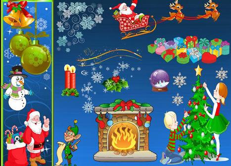 JeuxFle: La magie de Noël - jeu en ligne et suggestions d'activités | FLE enfants | Scoop.it