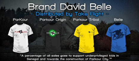 David Belle | Founder of Parkour. Actor. Choreographer. Icon. | parkour jam | Scoop.it