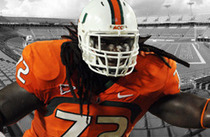 """Former Miami Hurricane Brandon Washington: """"If I knew I was going to be drafted that low, I would've stayed in school""""   The Billy Pulpit   Scoop.it"""