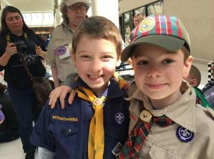 'Jedi Master' and nephew to compete in Pinewood Derby world championship   Goshen and Chester NY   Local News   Boy Scouts of America   Scoop.it