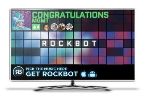 Rockbot Grabs Funding From Universal Music Group To Bring Its Social Jukebox To More Businesses   TechCrunch   Kill The Record Industry   Scoop.it
