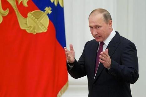 Putin suspends nuclear pact, raising stakes in row with Washington | Organic skin Care Products of #purestf | Scoop.it