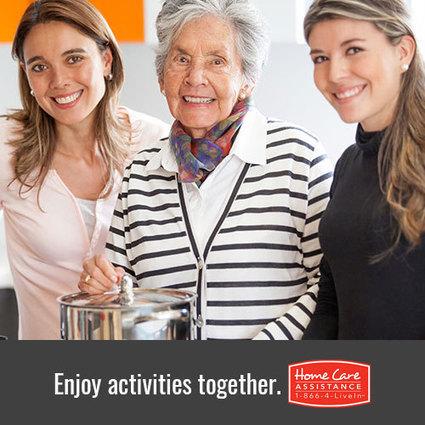 Tips for Elderly Motivation   Home Care Assistance   Scoop.it