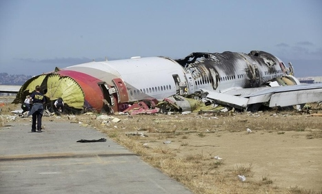 San Francisco plane crash caused by pilot's inexperience with onboard computers | iPhone 5s | Scoop.it