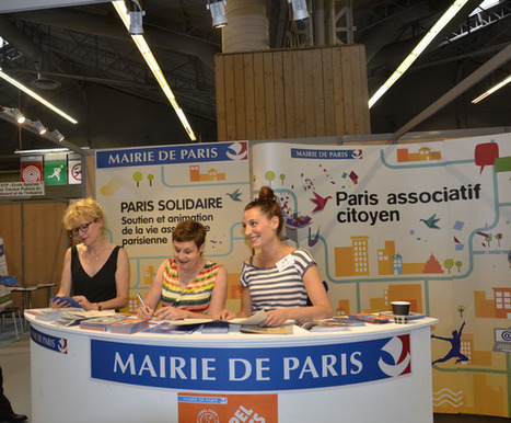 [Demain] La Mairie de Paris sera présente au 11e Forum National des Associations et des Fondations | Associations - ESS - Participation citoyenne | Scoop.it