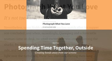 Medium-Style Page Transition | Codrops | dev | Scoop.it