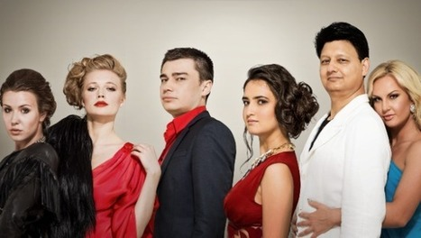 Arrivano i russi!: da venerdì la nuova serie su FoxLife - lospaccatv | Musica, Nightlife & Concerti | Scoop.it