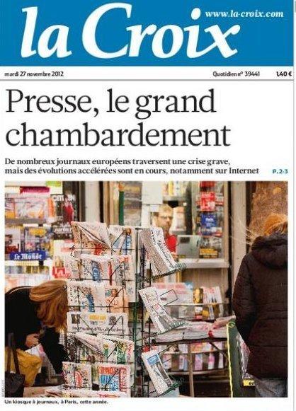 L'automne est gris pour la presse en Europe | Médiathèque SciencesCom | Scoop.it