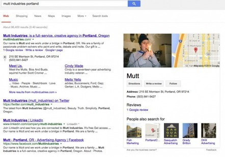 Why a Business Should Always Add Photos to their Google Plus Page for Local   Local Search News For APM Dentists   Scoop.it