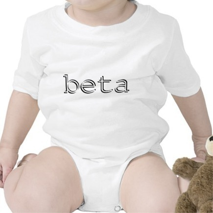 Cool nerdy beta baby | Unique and Customizable Gifts | Scoop.it