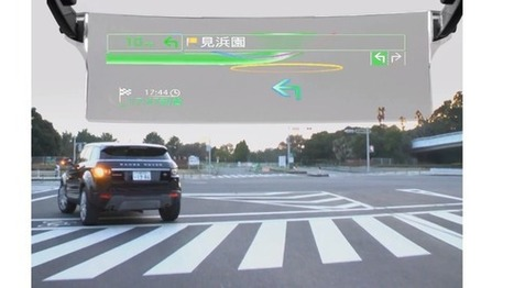 Move over, KITT: Pioneer launches an augmented reality car navigation system   TechHive   MSuttonMotors   Scoop.it